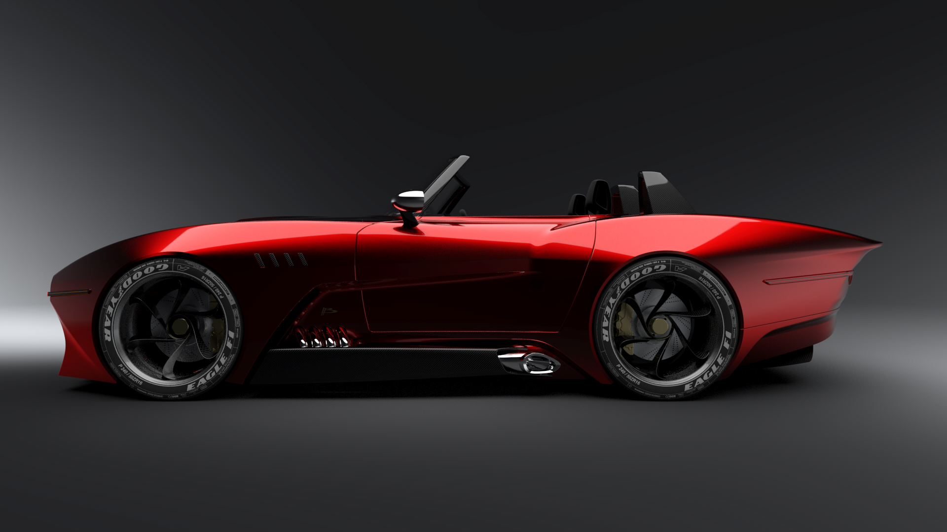 Cobra Concept Side View